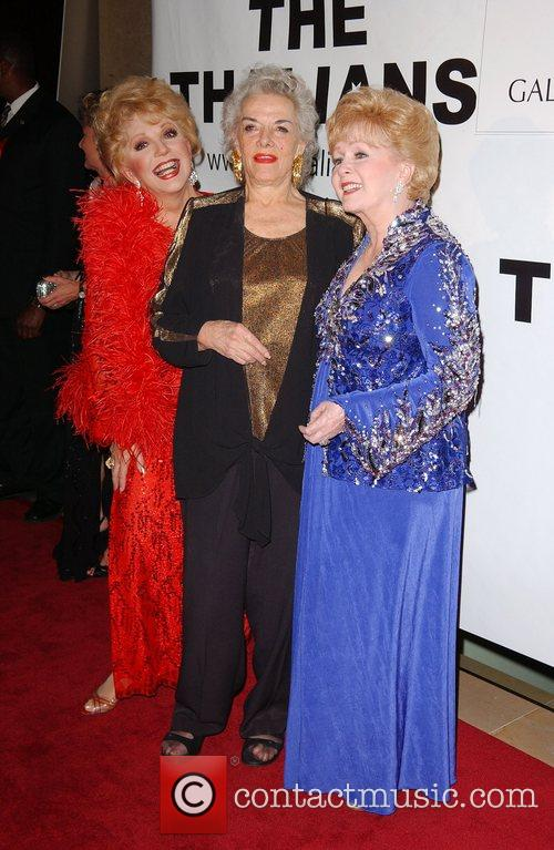 Ruta Lee, Jane Russell and Debbie Reynolds Thalians...