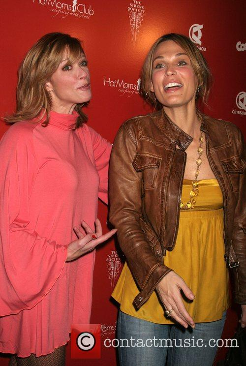 Lauren Holly and Molly Sims Hot Moms Club...