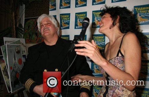 Captain Paul Watson, Karen Dawn 'Thank the Monkey'...