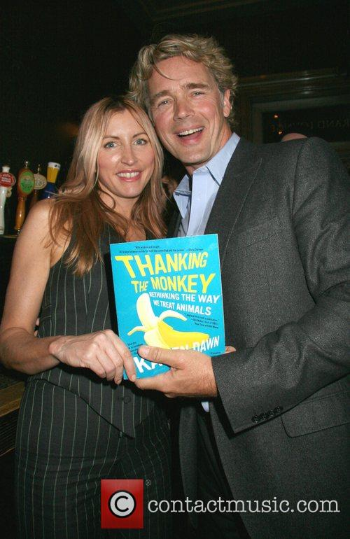Heather Mills and John Schneider 8