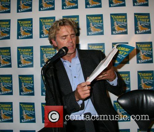 John Schneider 'Thank the Monkey' Book Party at...