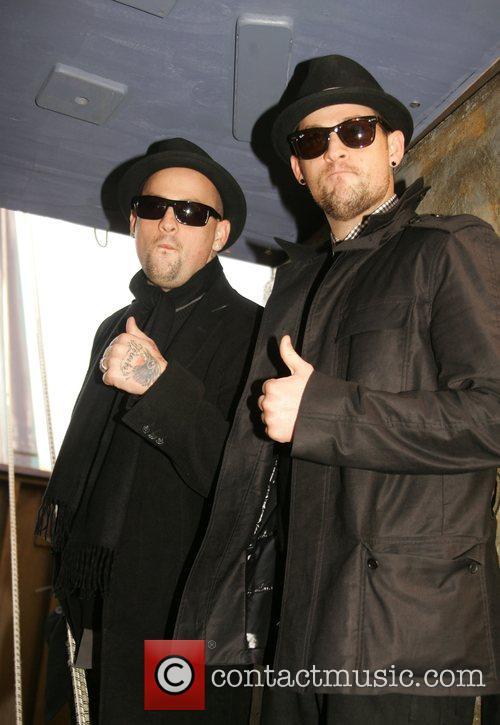 Benji Madden and Joel Madden 2