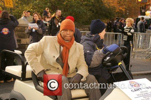 NeYo The 2007 Macy's Thanksgiving day parade New...