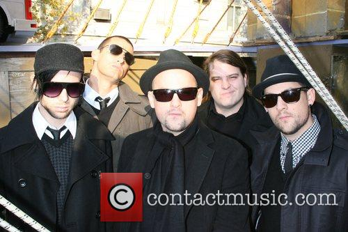 Good Charlotte The 2007 Macy's Thanksgiving Day parade...
