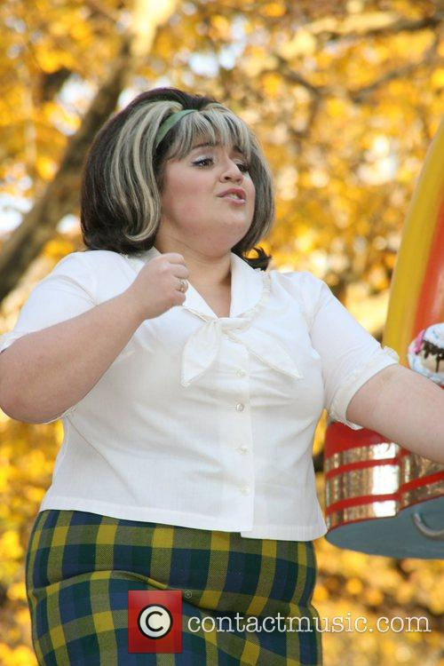 Nikki Blonsky The 2007 Macy's Thanksgiving Day parade...