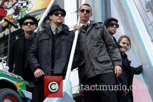 Joel Madden and Benji Madden 11