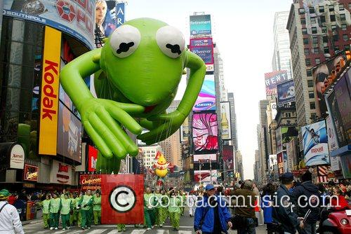 Kermit the Frog The 2007 Macy's Thanksgiving day...