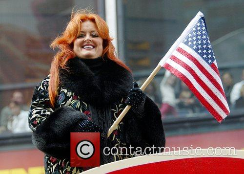 Wyonna Judd The 2007 Macy's Thanksgiving day parade...