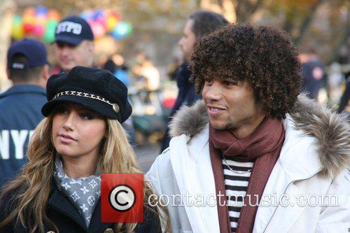 Ashley Tisdale and Corbin Bleu 1