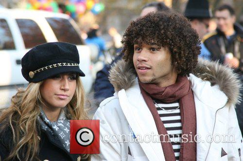 Ashley Tisdale and Corbin Bleu 10
