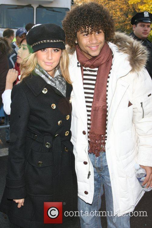 Ashley Tisdale and Corbin Bleu 5