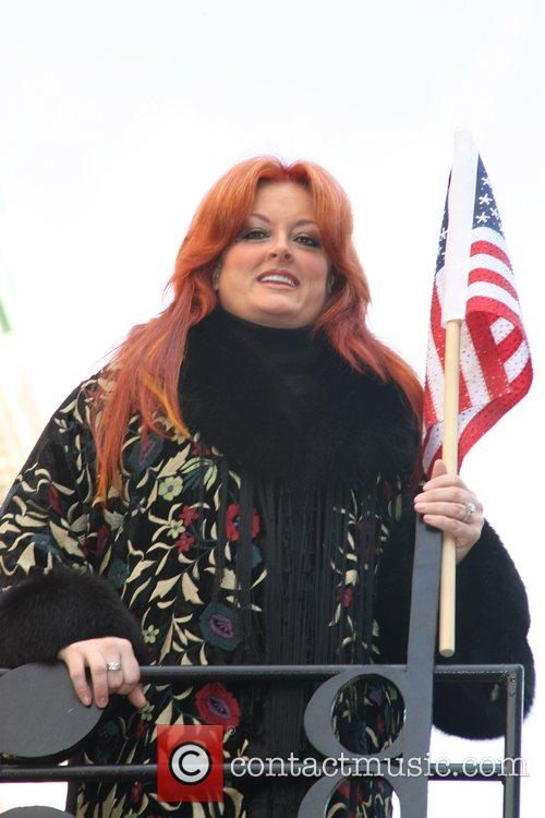 Wynonna Judd The 2007 Macy's Thanksgiving Day parade...
