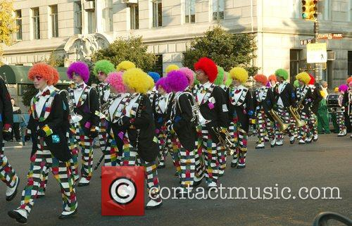 Clowns The 2007 Macy's Thanksgiving Day parade New...