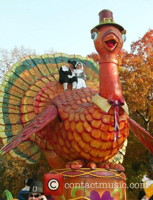 Tom Turkey Float The 2007 Macy's Thanksgiving Day...