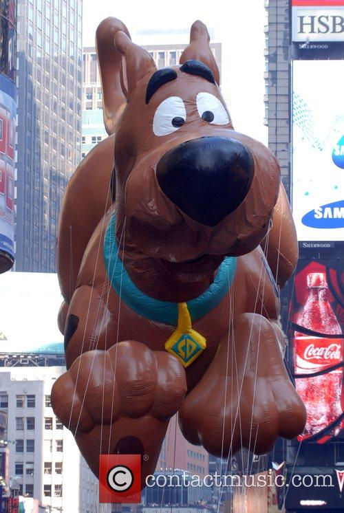 Scooby Doo The 2007 Macy's Thanksgiving Day parade...