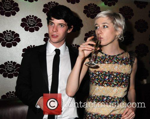 Attends the 'That Face' afterpary at the Studio...