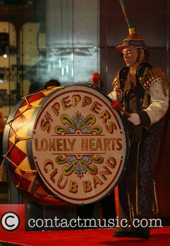Cast member of Love The Beatles 'Love' by...