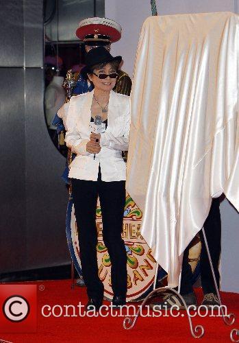 Yoko Ono Lennon The Beatles 'Love' by Cirque...