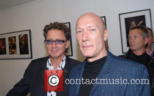 Bruce Foxton and Rick Buckler Private viewing of...