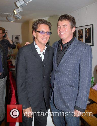 Bruce Foxton and Shane Richie Private viewing of...
