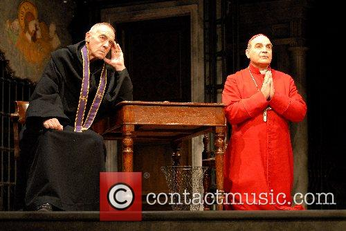 Michael Jayston as The Confessor and David Suchet...