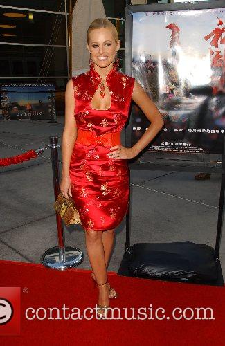Los Angeles Film Premiere of ' The Myth...