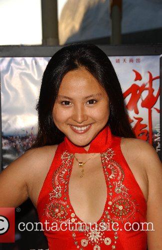 Lulu Huan Los Angeles Film Premiere of '...