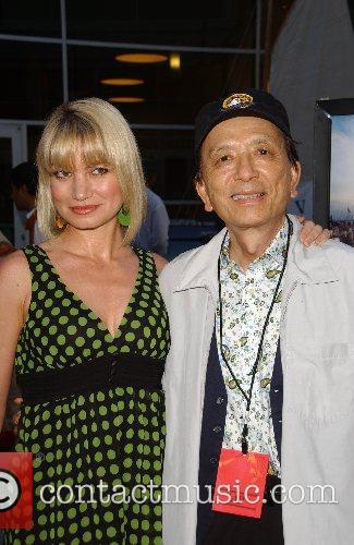 Rena Riffel and James Hong Los Angeles Film...