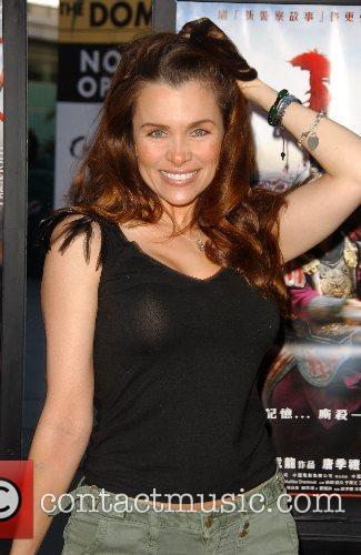 Alicia Arden  Los Angeles Film Premiere of...