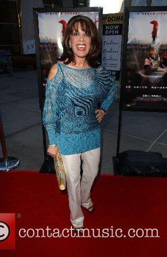 Kate Linder  Los Angeles Film Premiere of...