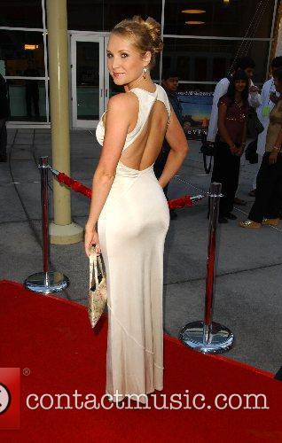Alana Curry  Los Angeles Film Premiere of...