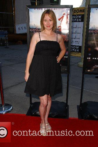 Amanda Jane  Los Angeles Film Premiere of...