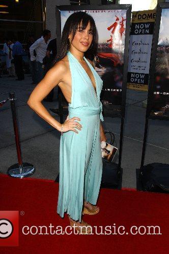 Carmen Perez  Los Angeles Film Premiere of...