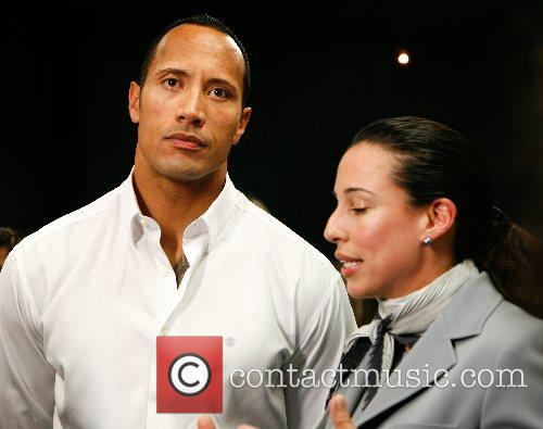 Actor Dwayne Johnson aka 'The Rock' unveils Fisher-Price's...