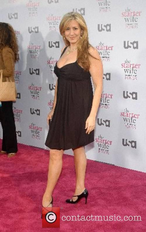 Joely Fisher USA Network presents the Hollywood Premiere...