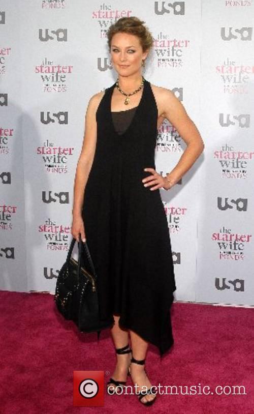Elisabeth Rohm USA Network presents the Hollywood Premiere...