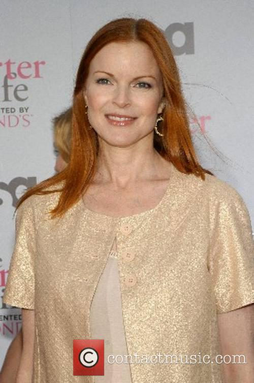 Marcia Cross USA Network presents the Hollywood Premiere...