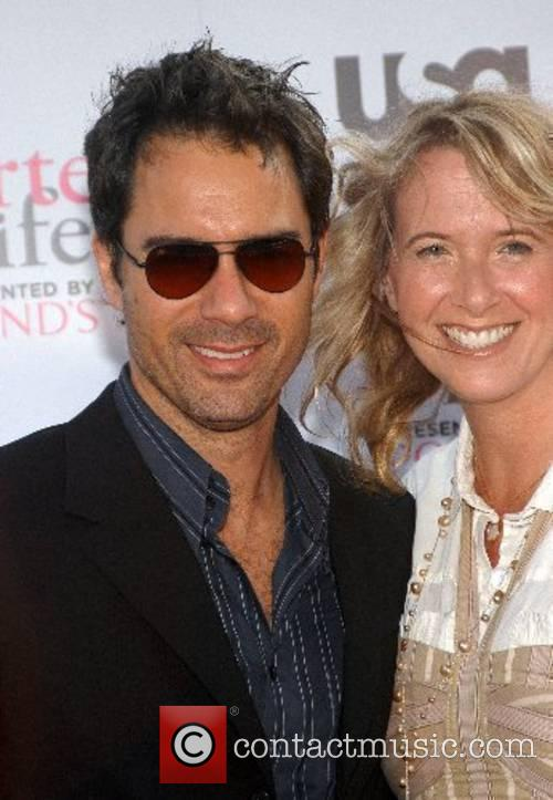 Eric McCormack and Janet McCormack USA Network presents...