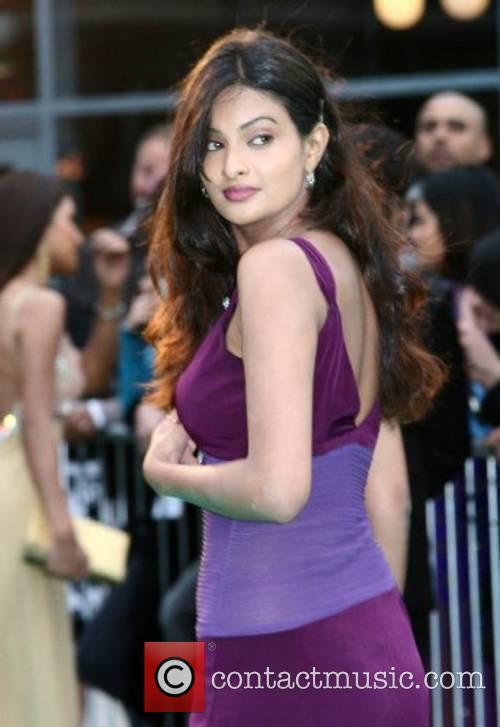 Sayali Bhagat World Premiere of the Bollywood film...