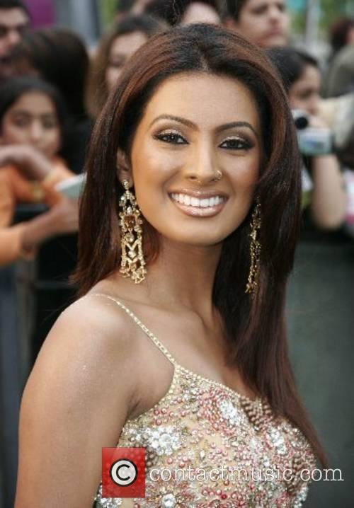 Geeta Basra World Premiere of the Bollywood film...