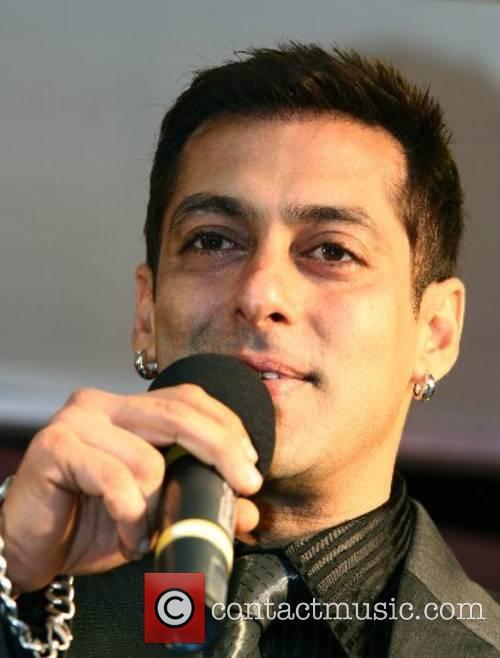 Salman Khan World Premiere of the Bollywood film...