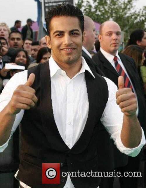 Upen Patel  World Premiere of the Bollywood...