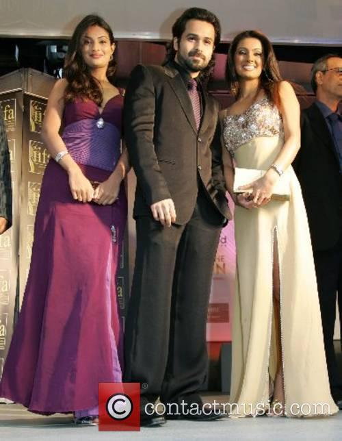 Sayali Bhagat, Emraan Hashmi and Geeta Basra World...