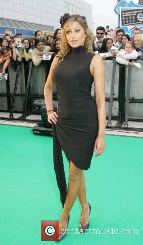 Varsha Usgaonkar World Premiere of the Bollywood film...