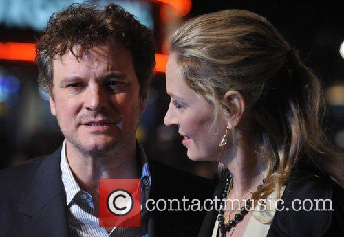 Uma Thurman and Colin Firth 11