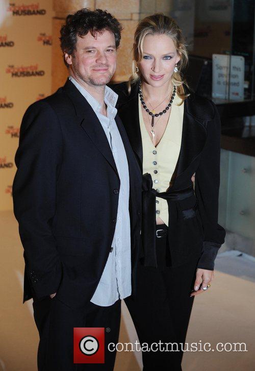 Colin Firth and Uma Thurman 4