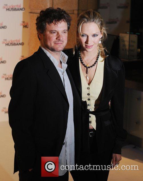 Colin Firth and Uma Thurman 1
