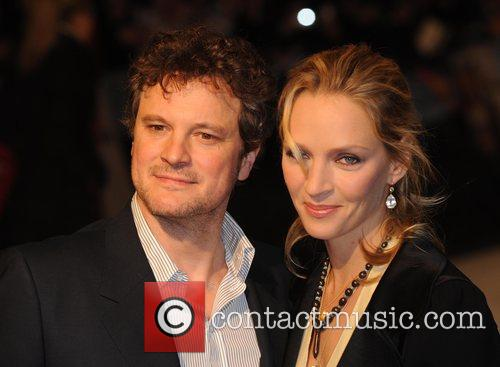 Colin Firth and Uma Thurman 6