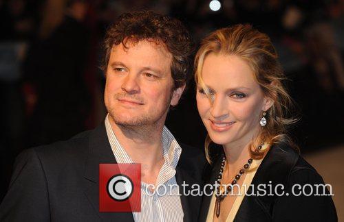 Colin Firth and Uma Thurman 5