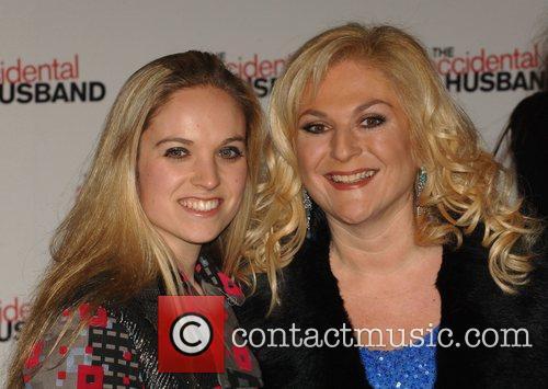 Vanessa Feltz and daughter Allegra Kurer UK premiere...